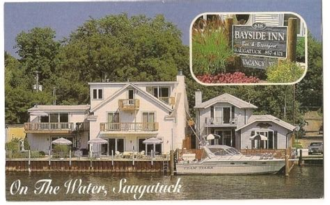 Bed And Breakfast In Saugatuck Mi by Saugatuck Michigan Saugatuck Douglas Postcards