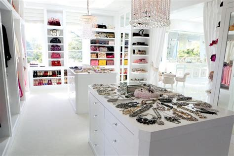 Walk In Closet Tour by Tour Vanderpump S Villa Rosa The Closet Walk In