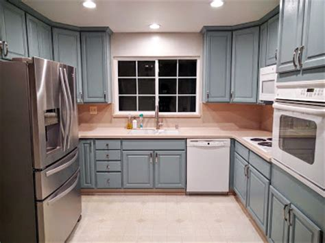general finishes paint kitchen cabinets blue painted kitchen cabinets general
