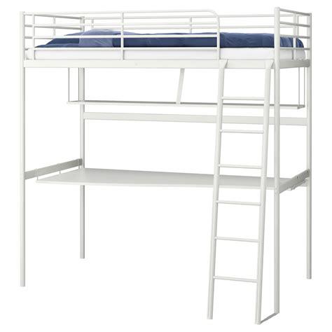 ikea twin loft bed troms 214 loft bed frame with desk top twin ikea charlie