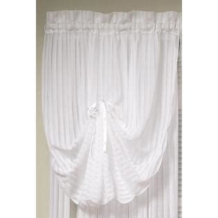 curtain fan today s curtain silhouette ascot valance or swag