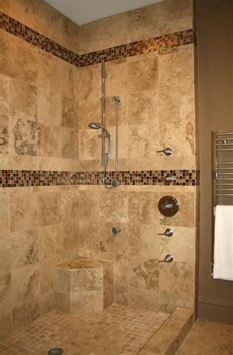 explore st louis tile showers tile bathrooms remodeling travertine tile shower photos