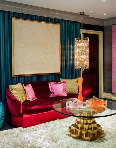 living room courtains velvet teal walls white shag rug with gold accents gorgeous for the home