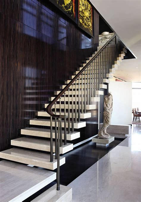 contemporary staircases contemporary staircase hallway by aparicio associates by