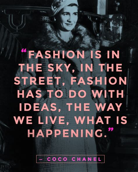 amazing coco chanel quotes  life fashion  true