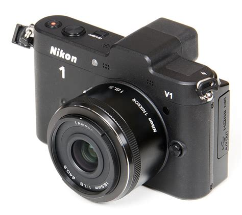 Nikon 1 Nikkor 18 5mm F 1 8 White 1 nikkor 18 5mm f 1 8 review test report