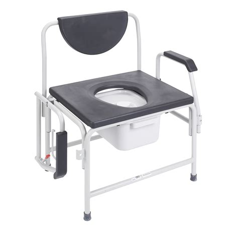 bed side commode bariatric drop arm bedside commode seat in houston tx by
