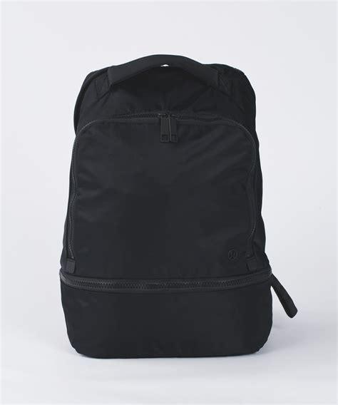 lululemon go lightly backpack lululemon go lightly backpack black lulu fanatics