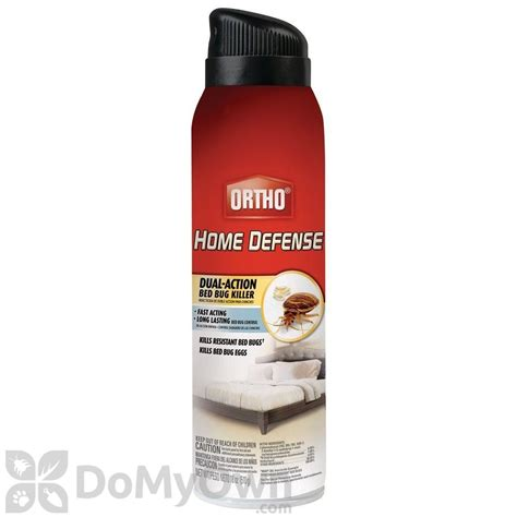 ortho home defense bed bugs ortho home defense dual action bed bug killer