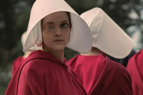 The Handmades Tale - the handmaid s tale is a up horror show decider