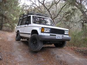 Isuzu Trooper Dimensions Livextralarge 1990 Isuzu Trooper Specs Photos