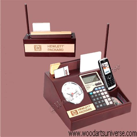 Executive Desk Organizers Executive Desk Organizers Wood Executive Desk Organizer Walnut Fc16050 Proman Products