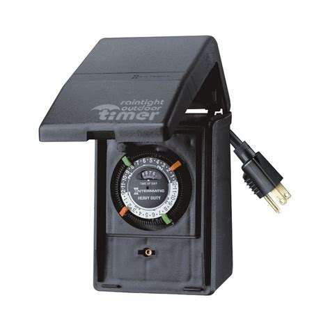 intermatic hb11k 15 amp heavy duty outdoor timer atg stores