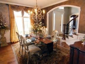 Decorating Formal Dining Room by Formal Dining Room Decorating Ideas Barred Window Molding