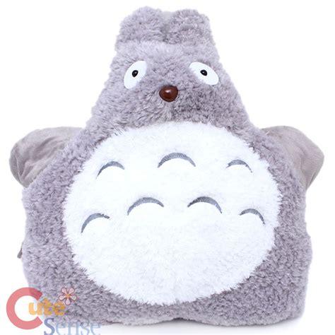 totoro pillow pet plush cushion transforming