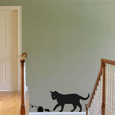 cat wall sticker cat wall stickers by wall quotes designs by