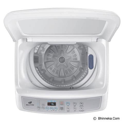 Mesin Cuci Samsung Wa 80 H 4000 jual samsung mesin cuci top load wa80h4000sw murah bhinneka