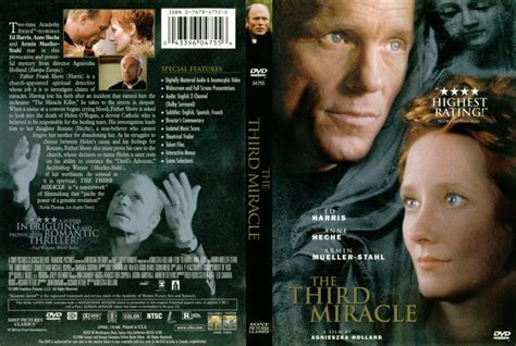 The Third Miracle Free Third Miracle The Dvd Custom Covers 349third Miracle The Dvd Covers