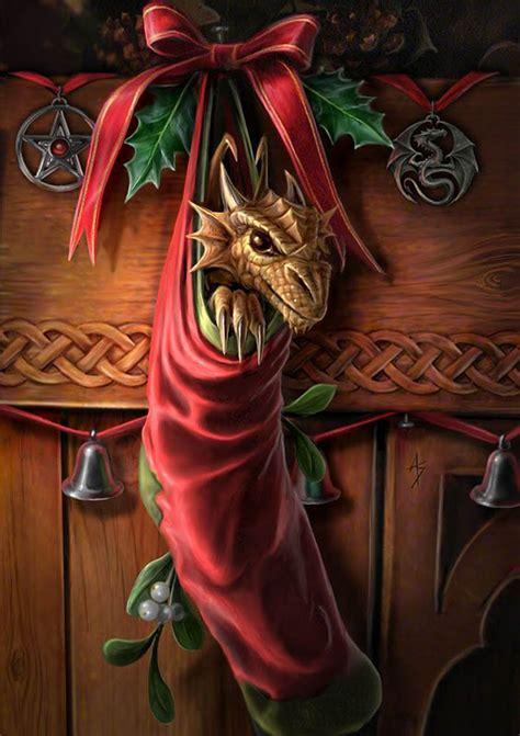 wiccan writes yule dragon