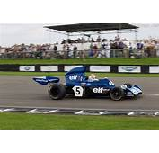 Tyrrell 006 Cosworth  Chassis 006/2 Driver Jackie