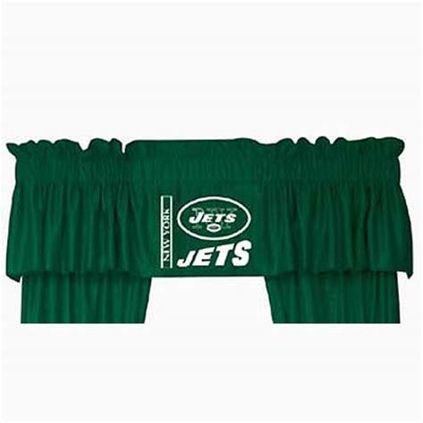 Jets Locker Room by New York Jets Locker Room Window Valance