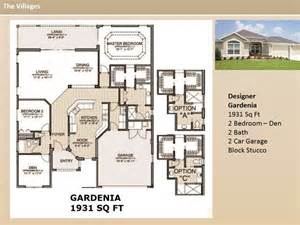 Cabana House Plans the villages homes designer homes gardenia model