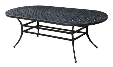 Patio Table Oval Furniture Of America Fraiser Espresso Outdoor Oval Patio
