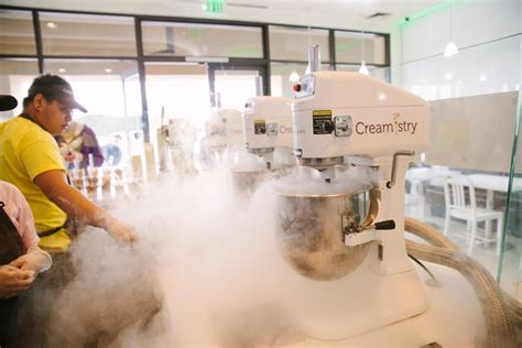 Home Design Stores Phoenix is creamistry the ice cream of the future houstonia