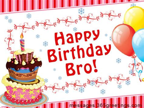 Birthday Cards For Brothers Birthday Wishes For Brother 365greetings Com