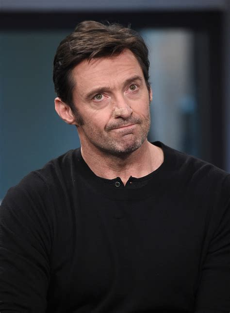 hugh jackman hugh jackman photos photos build series presents hugh