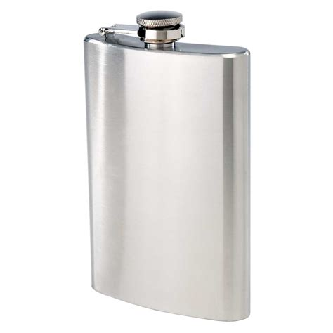 Wine Rack Flask by Flask 8 Oz Stainless Steel
