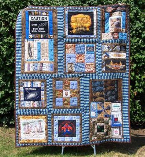 Free T Shirt Quilt Patterns by T Shirt Quilts Photo Gallery