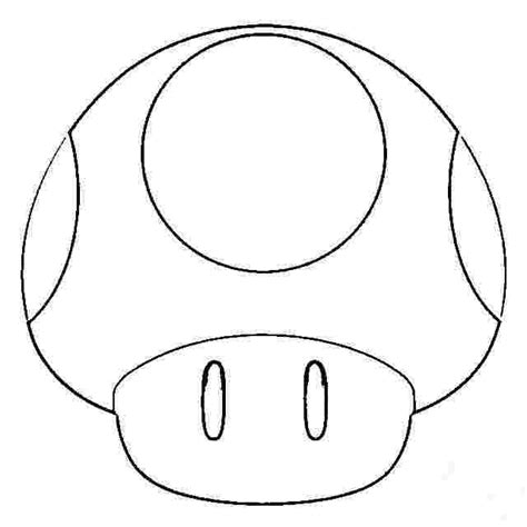 pics photos mushroom mario bros colouring pages