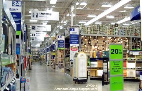 lowes home improvement warehouse hardware lumber store