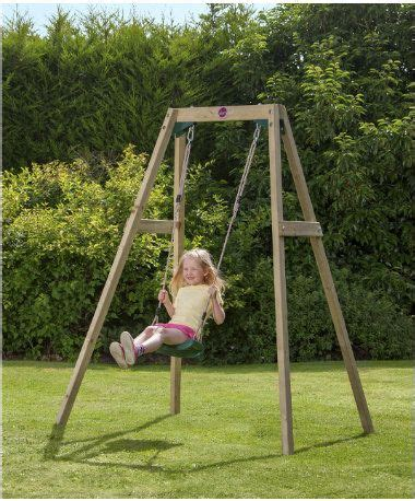 kids single swing best 25 wooden swings ideas on pinterest wooden swing