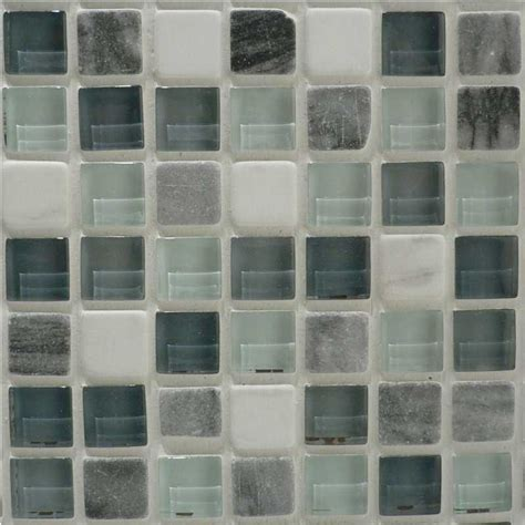 waterfall glass tile waterfall glass tile waterfall 5 8 mosaic mosaic tile at