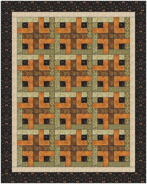 Scottish Quilt Patterns by Quilt Pattern Celtic Knot Throw 54 Quot X 68 Quot Easy