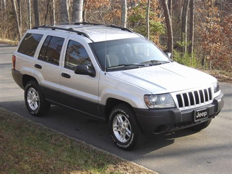 silver jeep grand cherokee 2004 2004 jeep grand cherokee overview cargurus