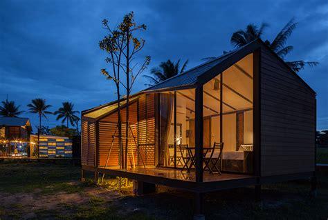 designboom resort sook architects rejuvenates a resort on a pineapple field