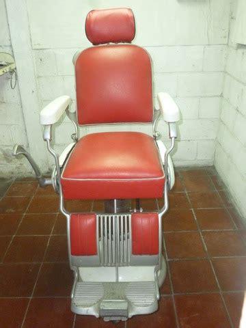sillas de peluqueria segunda mano vendo silla para peluquer 237 a en delgado
