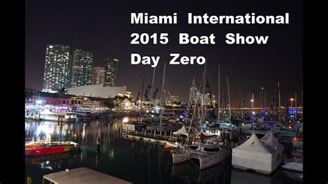 miami boat show statistics 2015 miami international boat show catamaran basin day