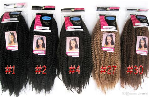 good quality colored marley hair afro twist braid hair super quality afro kinky braid