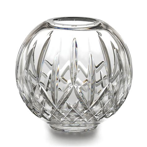 Cut Glass Vases For Sale Waterford Crystal Lismore Rose Bowl Bloomingdale S