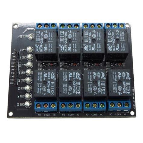 Modul Relay 8 Ch 8 channel 5v relay module