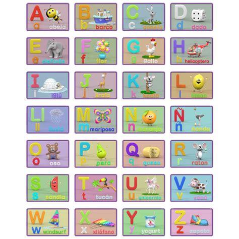 lettere per bambini alfabeto bambino con le singole lettere