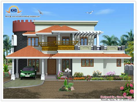 kerala home design blogspot 2011 archive kerala style house architecture 2390 sq ft