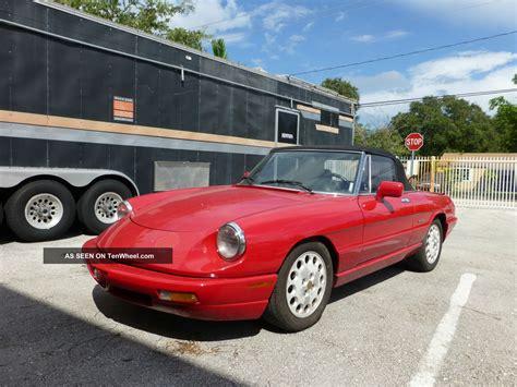 Alfa Romeo Spider Veloce by Alfa Romeo Spider Veloce