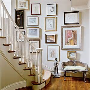 Stair Wall Art by Gallery Walls Haute D 233 Cor