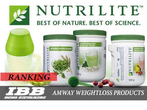 Nutrilite Detox by Amway Lose Weight Medicine Berry