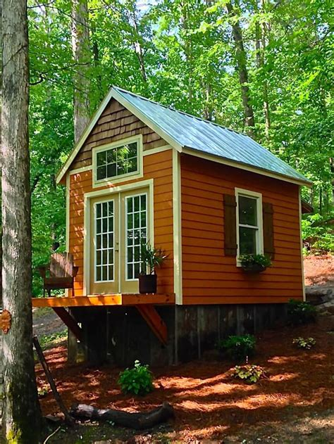 tiny home square footage the 180 square foot quot otter den quot tiny house for us